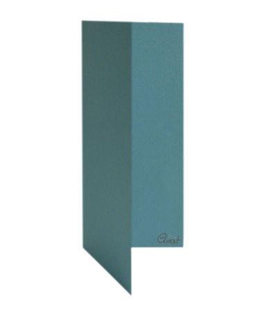 Karta bigowana DL niebieska ze strukturą - GoatBox