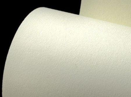 Papier ozdobny -  Ecru ze strukturą  - niepełne A4 - GoatBox